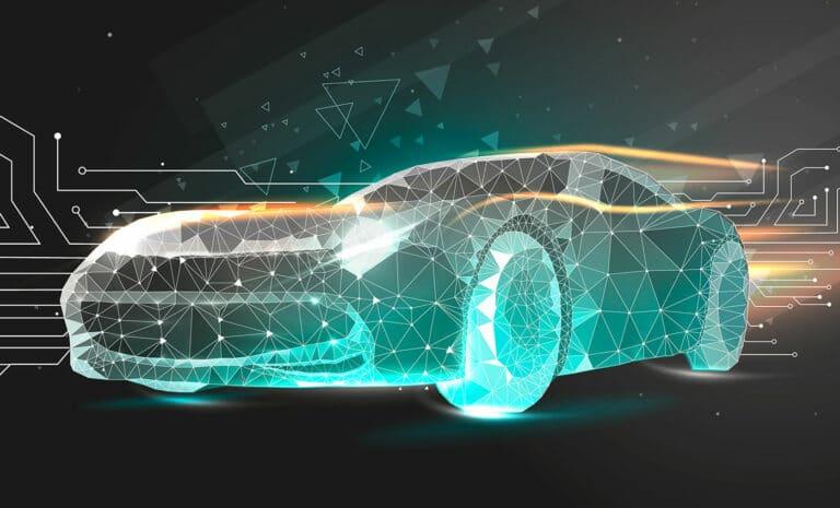 Der digitale Zwilling am Beispiel eines Autos