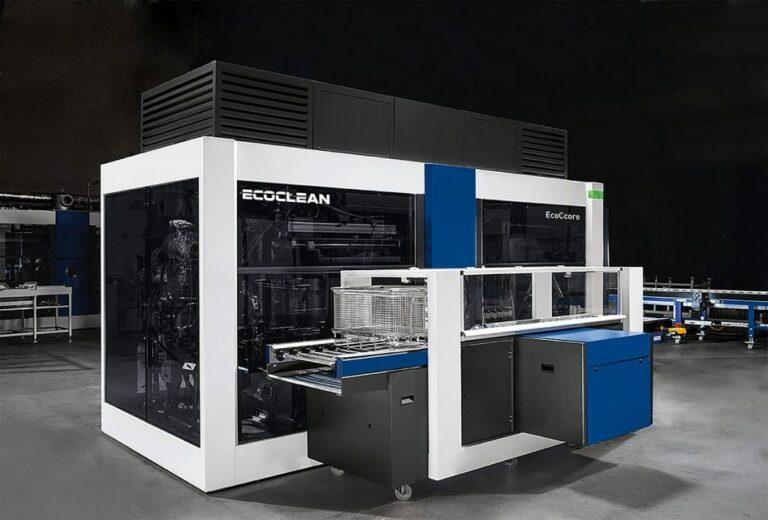 Predictive Maintenance im Maschinenbau für die Ecoclean EcoCcore