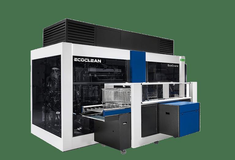 com2m ecoclean Reinigungsmaschine