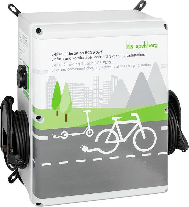 com2m Spelsberg e-bike Ladestation
