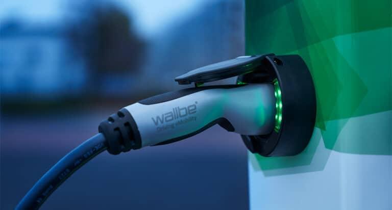 wallbe als Beispiel für den erfolgreichen Einsatz von IoT in der Elektromobilität